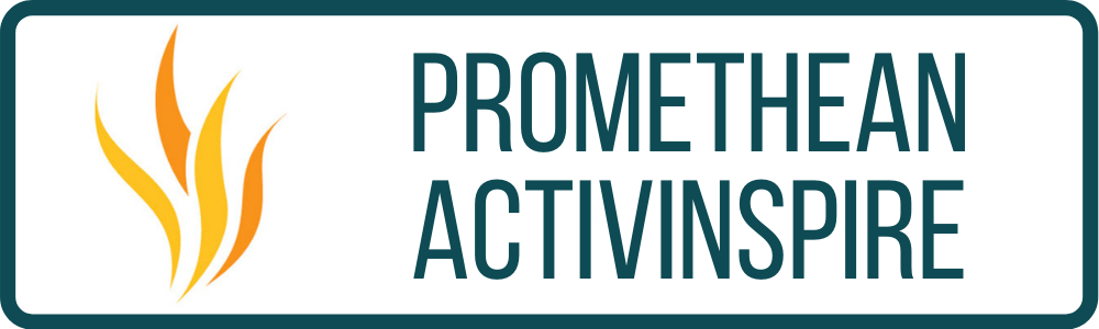 Promethean ActivInspire Header