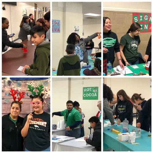 Rosemont's Family Science Night