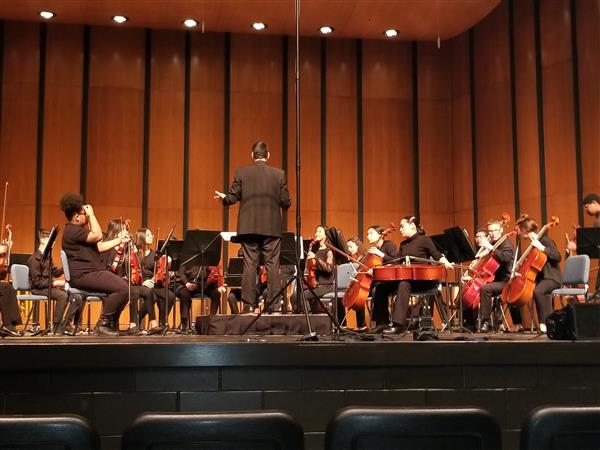 Wedgwood Orchestra Ends Year with Top Honors