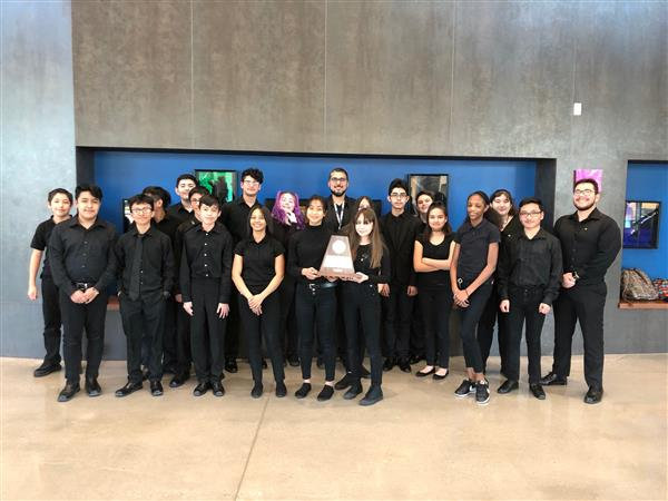 WMS Orchestra Receives Superior Rating