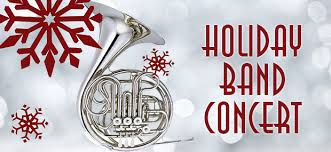 Band Holiday Concert!!!