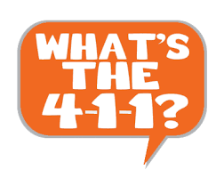 2/24:  What is the 411 at WMS this Week?