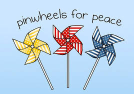 WMS Art Students Participates in Pinwheels for Peace