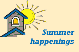 Summer Camps and Summer Lunch Programs