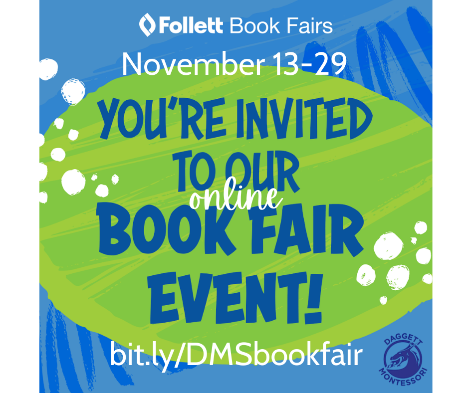 Fall Book Sale Now to Nov 29