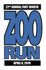 2019 Zoo Run logo