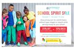 Primary School Spirit Sale