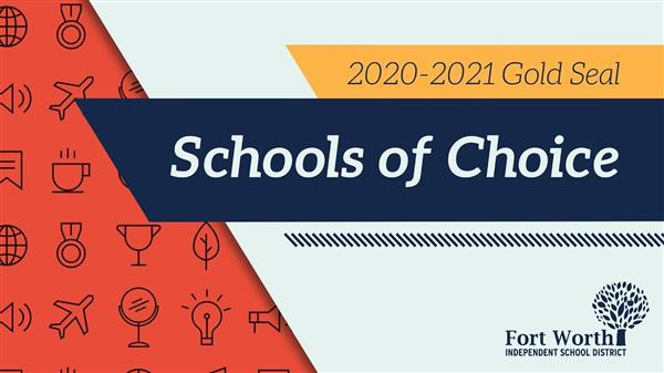 2021-2022 SCHOOL OF CHOICE APPLICATION PERIOD is HERE!  Learn More...