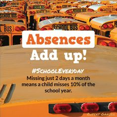 Attendance ADDS Up!