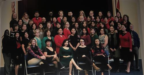 2018-2019 Hubbard Heights Elementary Faculty