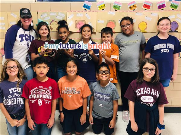 #myfutureisbright   BHE is Celebrating College/University Day!