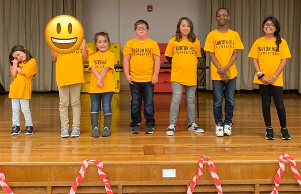 Congratulations to our 1st six weeks Gold Standard Students!!!!