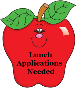 BHE Family it is that time of year that we request all families to fill out school lunch application.