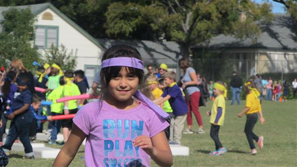 Field Day Fun 2018
