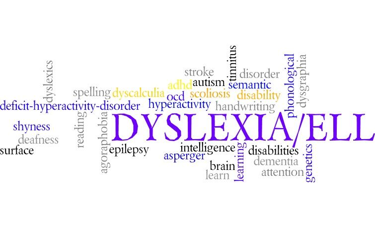 DYSLEXIA DEPARTMENT