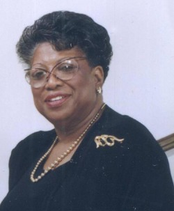 Forest Hill Elementary School first African American Principal. Harlean Berry Beal