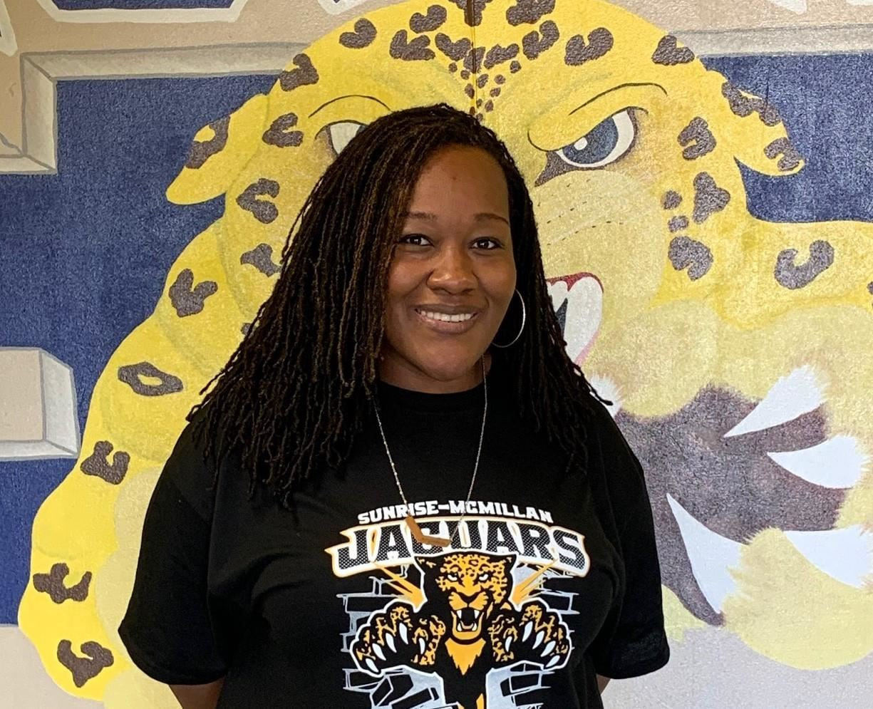 Ms. Jaleesa Dunn - Student Support Interventionist