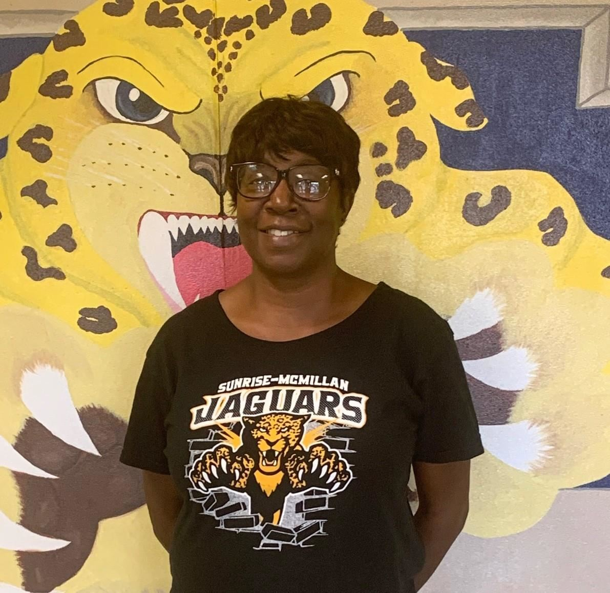 Mrs. Margaret Lewis - Instructional Partner