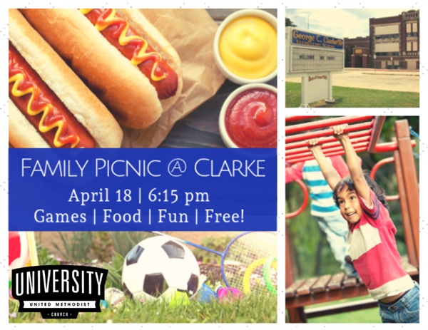 Family Picnic coming in April