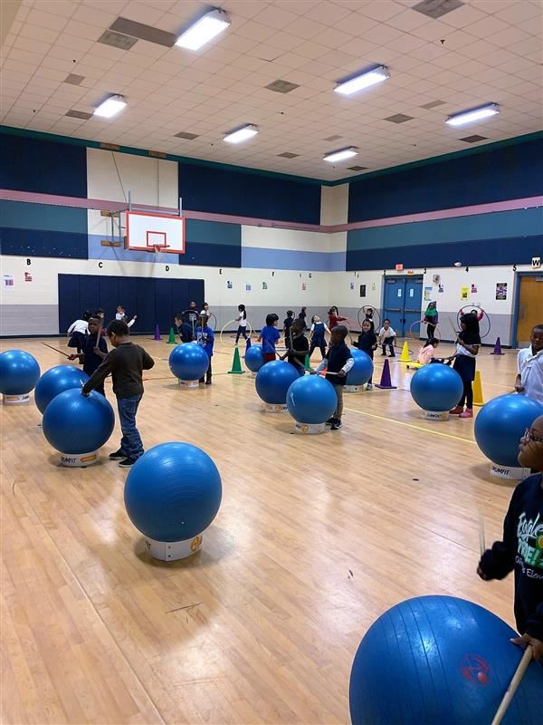 Getting Fit with Drumfit