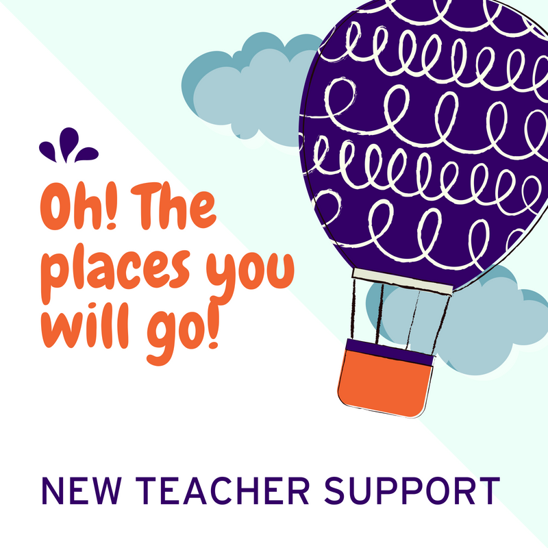 New Teacher Support