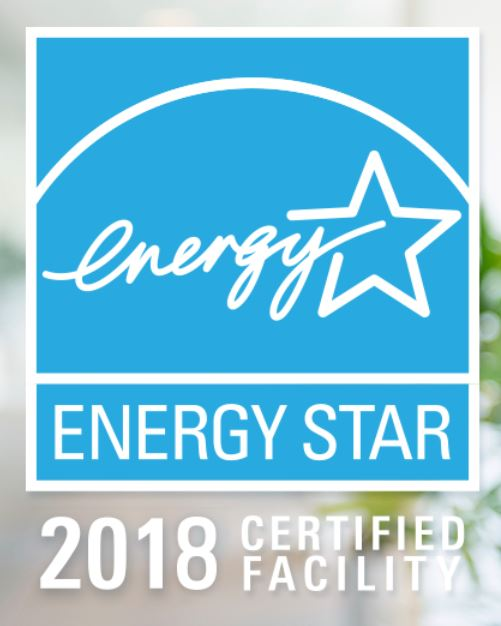 Carter-Riverside Earns EPA's ENERGY STAR!