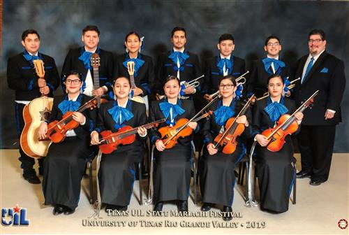 Mariachi Advances to STATE UIL