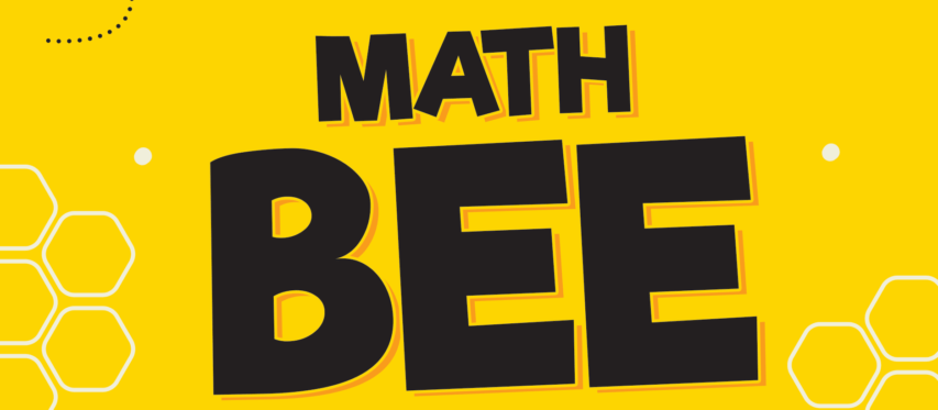 Math Bee Winners