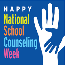 National School Counseling Week Feb. 1st-5th