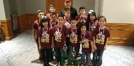 Kirkpatrick ES Chess Team Competes at State Contest