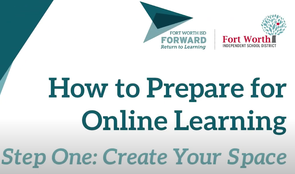 Videos to Help Prepare for Online Learning