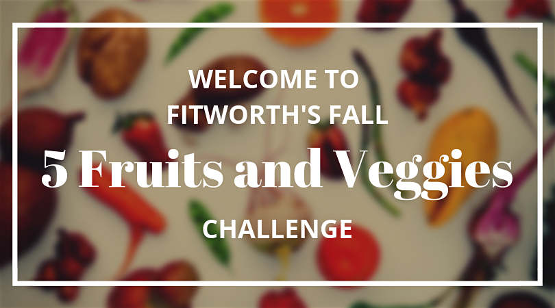 FitWorth Fall Challege!