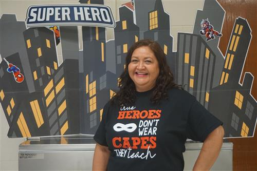 Mrs. Murillo named 2018-2019 Teacher of the Year