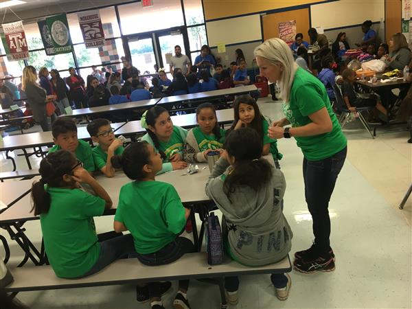 Meadowbrook Elementary UIL team places 3rd