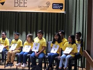 2020 Area Spelling Bee