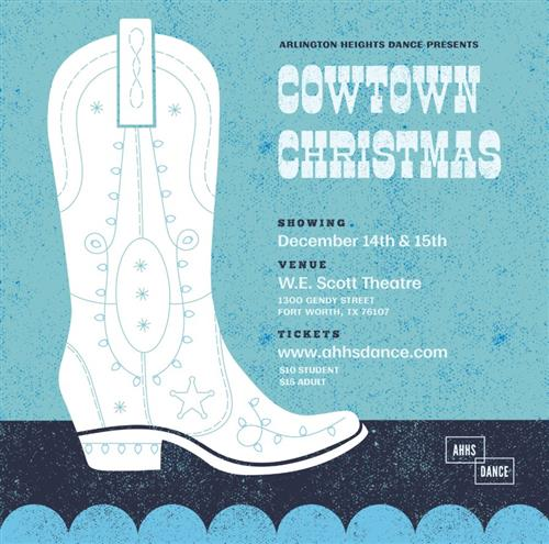 Cowtown Christmas presented by AHHS Dance