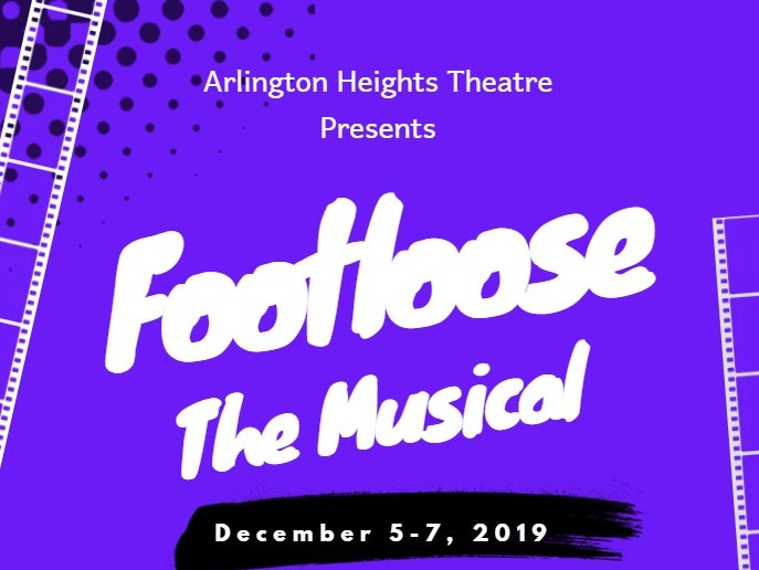 AHHS Theater:  Footloose! Dec. 5-7