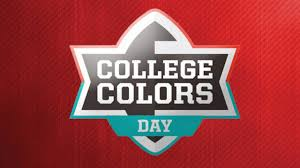 College Colors Day- August 30, 2019