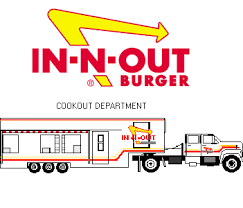 in-n-out burger cookout