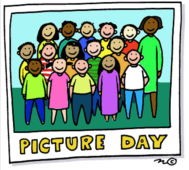 Picture Day is Friday September 27th- Free Dress for Students