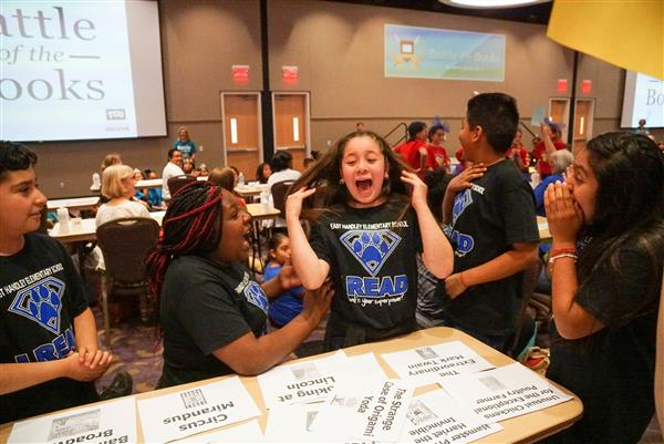 Photo Galleries / Battle of the Books 2017