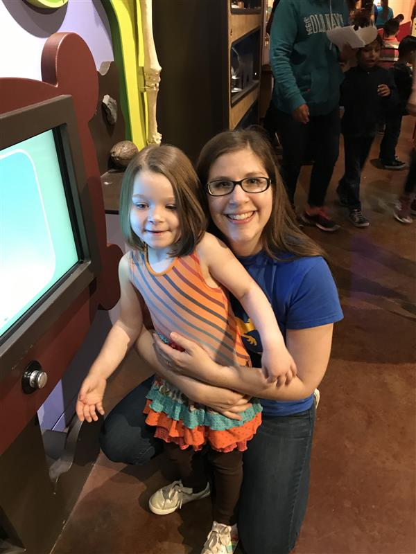 2017-2018 Photo Galleries / 3-27-18 Family night at the museum