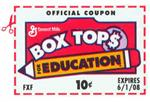 Save those Boxtops!